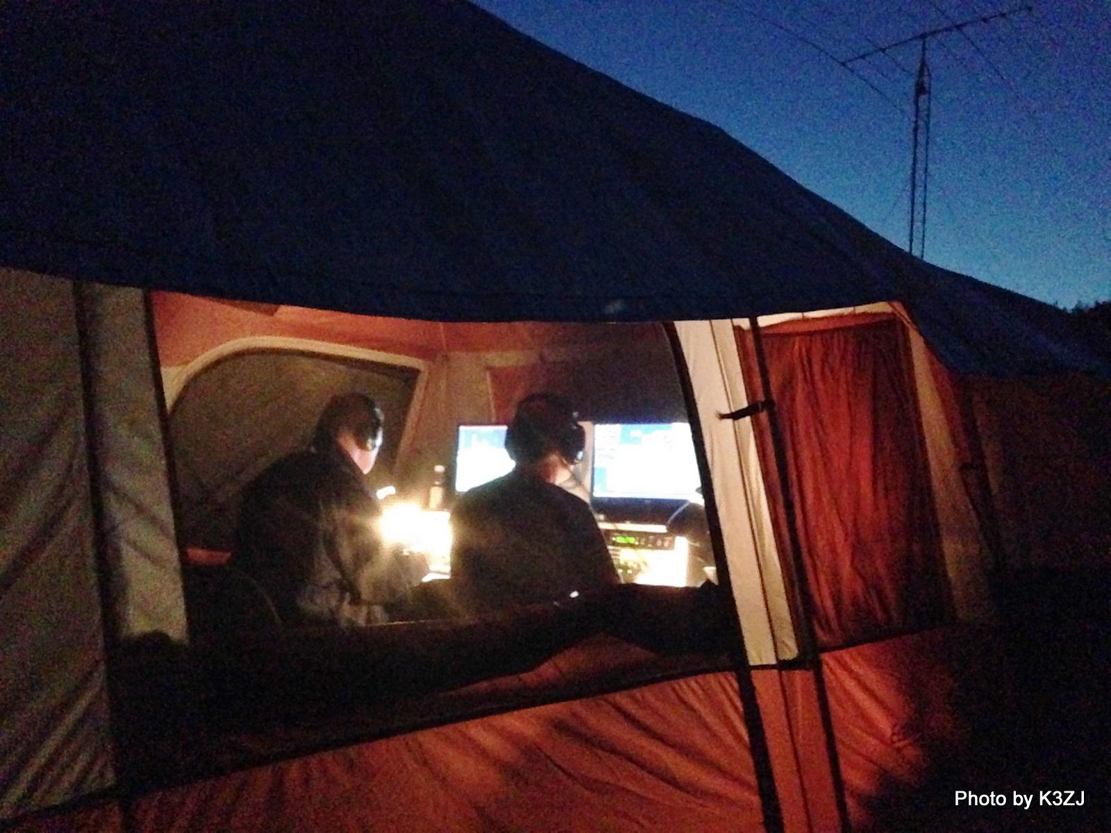 R9DX & UA9CDV Battle Into the Night 2.JPG